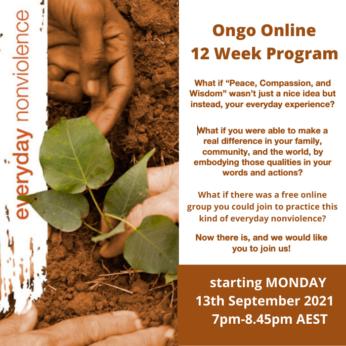 Ongo: Everyday Nonviolence